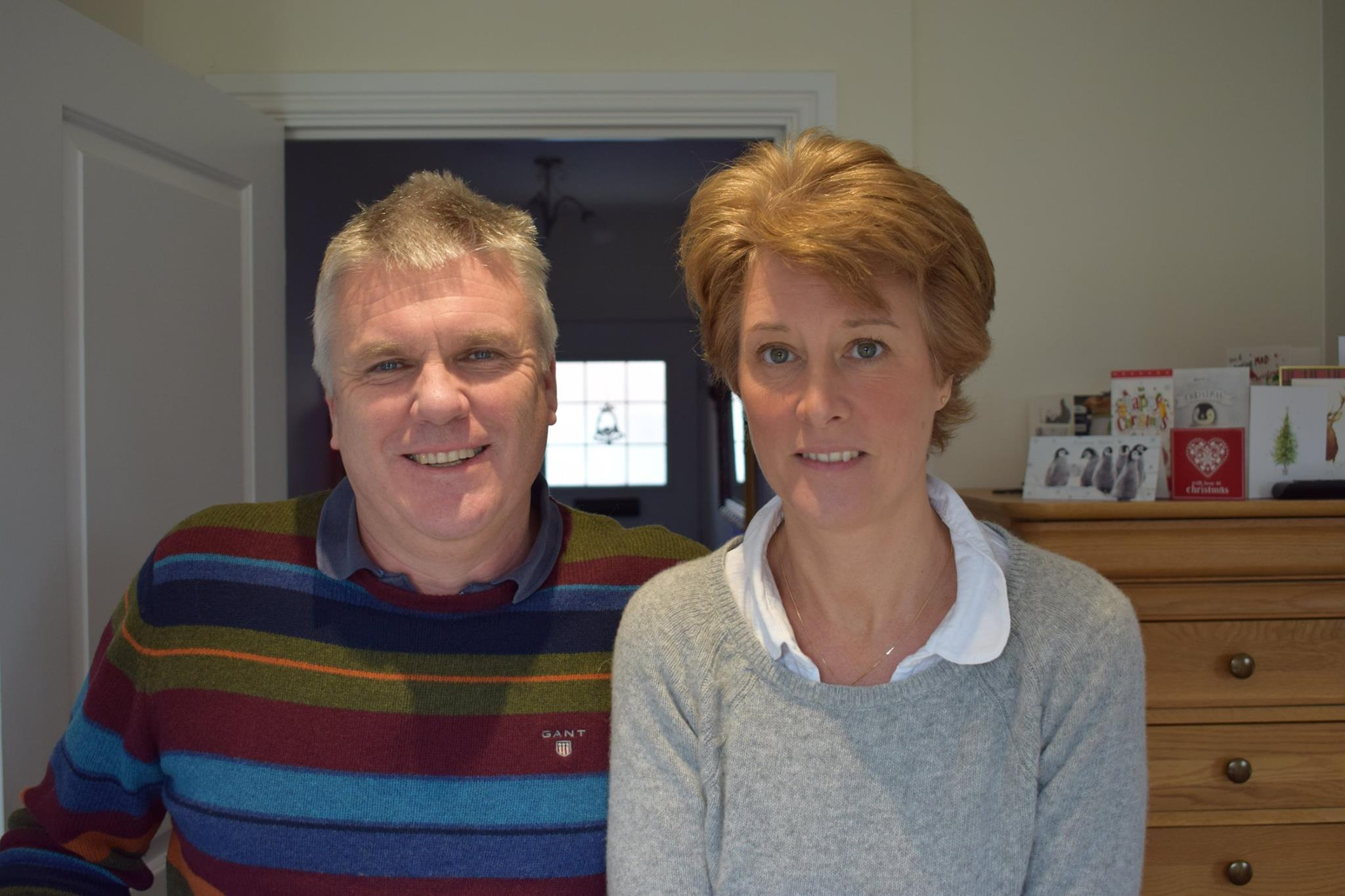 Paul & Gillian Biffen, Owners Of Kitz Residenz 6, Kaprun
