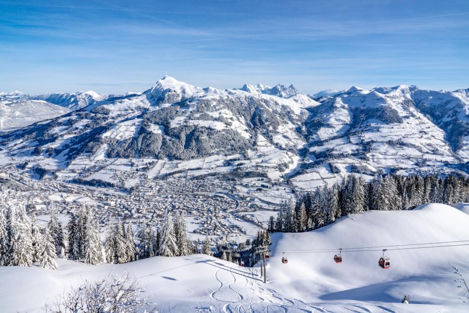 Skigebiet-Hahnenkamm