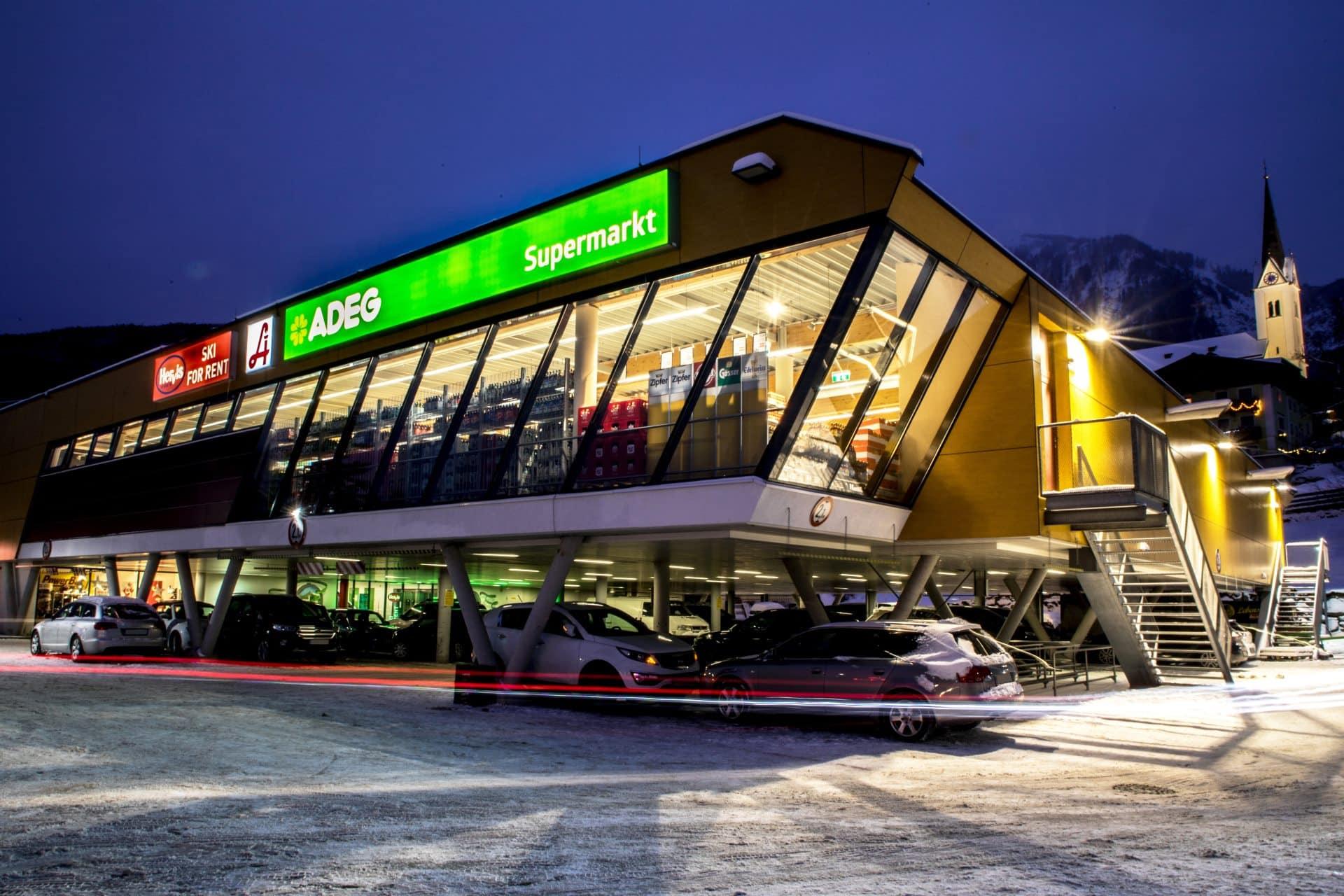 ADEG – Supermarket kaprun